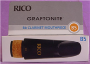 Rico Bb Clarinet Mouthpiece B5